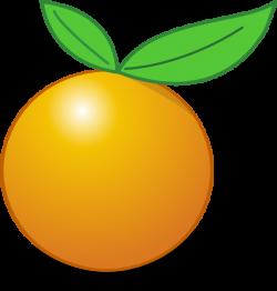 Orange Clip Art at Clker.com - vector clip art online, royalty free ...