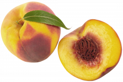 Peaches PNG Picture | Fruit and vegetables | Pinterest | Peach and Free