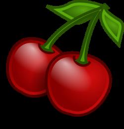 Cherries Clip Art | picture quotes | Pinterest | Clip art, Svg file ...