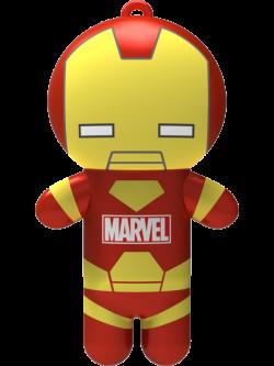Marvel Super Hero Lip Balm - Iron Man Billionaire Punch