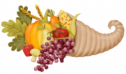 Cornucopia PNG Clipart Picture | Gallery Yopriceville - High ...