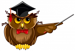 Owl Teacher PNG Clipart   Gallery Yopriceville - High-Quality ...