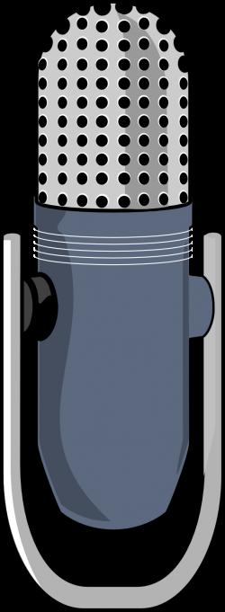 Studio Microphone Clip Art | Clipart Panda - Free Clipart Images