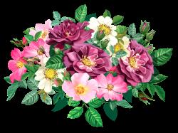 ROSE BOUQUET CLİPART TRANSPARENT   Design Patterns Studio   Flower ...