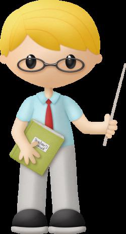 CH.B *✿* Teachers | Канцтовары, школа | Pinterest | Teacher, Clip ...