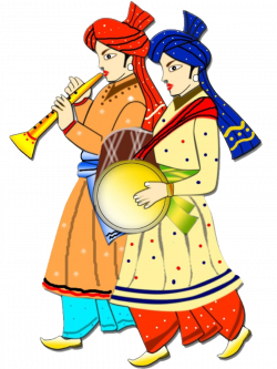 28+ Collection of Indian Wedding Clipart Colour Png   High quality ...