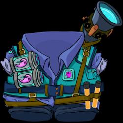 Ghost Catcher Uniform | Club Penguin Wiki | FANDOM powered by Wikia