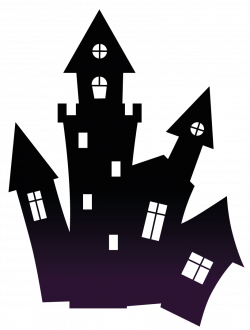 Haunted House Halloween transparent PNG - StickPNG