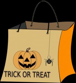 Trick Or Treat Bag Clip Art at Clker.com - vector clip art online ...