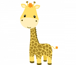 28+ Collection of Baby Shower Giraffe Clipart | High quality, free ...