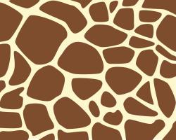 Giraffe Texture Cliparts - Cliparts Zone