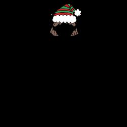 Kids Christmas Party Invitation - Girl Elf – Mandys Moon ...