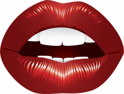 Woman Lips Seven | Isolated Stock Photo by noBACKS.com