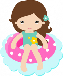 PRAIA * PISCINA | pool party | Pinterest | Clip art, Scrap and Planners