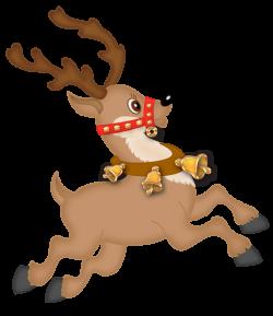 reindeer clip art | Cute Reindeer PNG Clipart | Rudolph | Pinterest ...