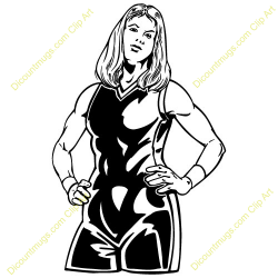 Free Girl Wrestling Cliparts, Download Free Clip Art, Free ...