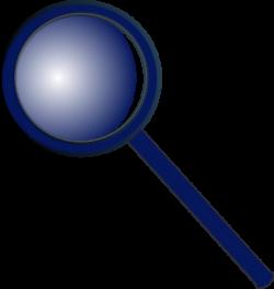 Magnifying Glass Clip Art at Clker.com - vector clip art online ...