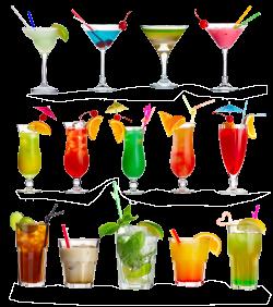 Cocktail Mojito Margarita Blue Lagoon Daiquiri - Juice drinks 5700 ...