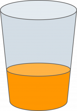 Glass clipart glass tumbler ~ Frames ~ Illustrations ~ HD images ...