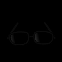 Sunglasses Black Clipart