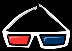3D Glasses | Club Penguin Rewritten Wiki | FANDOM powered by Wikia