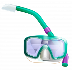 Snorkel Mask PNG Clipart | Gallery Yopriceville - High-Quality ...