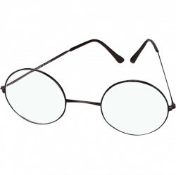 Harry Potter Glasses - LS7224 by Zombies Playground