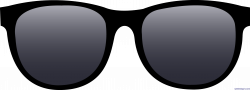 Sunglasses Black Clip Art - Sweet Clip Art