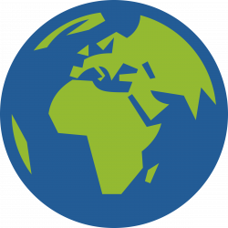 globe-eurafrica.png (2400×2400) | WNDRFit Logo Ideas | Pinterest ...