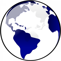 Clipart earth - WikiClipArt