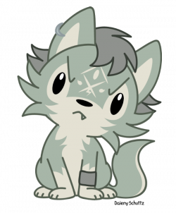 Chibi Wolf Link by Daieny on DeviantArt | Try and Draw | Pinterest ...