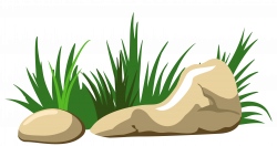 Grass and Stones Transparent PNG Clipart | Gallery Yopriceville ...