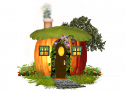 PUMPKIN HOUSE by Moonglowlilly on DeviantArt