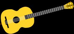 Clipart - Guitar