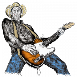 Country Guitar Wallpaper | Clipart Panda - Free Clipart Images