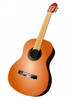 28+ Collection of Spanish Guitar Clipart | High quality, free ...