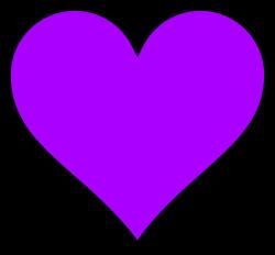 280 Purple Heart Clip Art Vector Clip Art Online Royalty Free ...