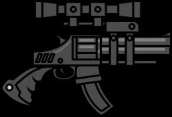 19 Gun clipart HUGE FREEBIE! Download for PowerPoint presentations ...