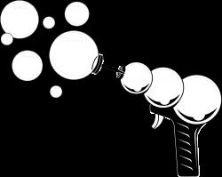 Gun Toy | Free Stock Photo | Illustration of a bubble gun toy | # 7737
