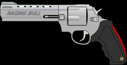Pistol Gun Clip Art at Clker.com - vector clip art online, royalty ...