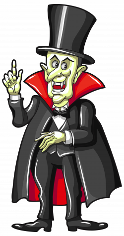 Haunted Vampire PNG Clipart Image | Gallery Yopriceville - High ...