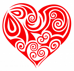 Transparent Ornament Heart PNG Clipart | Gallery Yopriceville ...