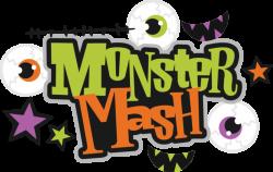 MONSTER MASH * | CLIP ART - MONSTERS - CLIPART | Pinterest | Monster ...
