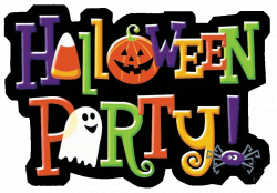 28+ Collection of Preschool Halloween Party Clipart | High quality ...