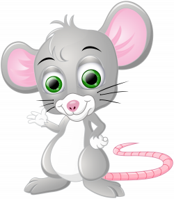 Mouse Cartoon PNG Clip Art Image | Gallery Yopriceville - High ...