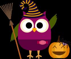 Búho halloween | El Buho Lector | Pinterest | Owl, Clip art and Scrap