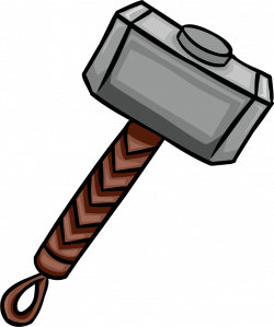 Mjolnir | Club Penguin Wiki | FANDOM powered by Wikia