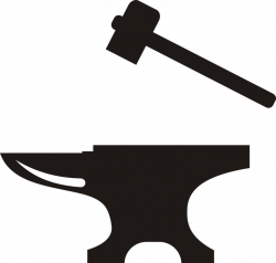 Collection of 14 free Hammered clipart hammer anvil. Download on ubiSafe