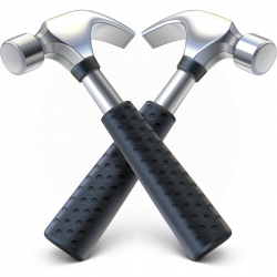 Hammer PNG image, free picture