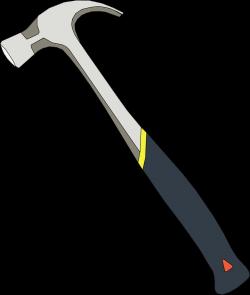 Hammer | Free Stock Photo | Illustration of a hammer | # 15034